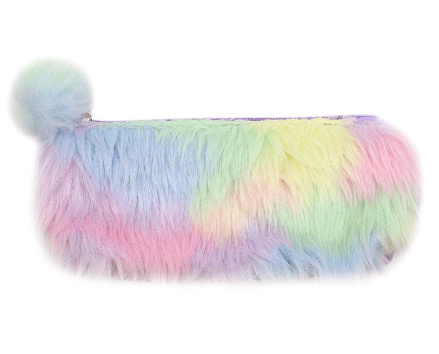 Amazon.com: Hitos Estuche de lápices de arcoíris | Estuche ...