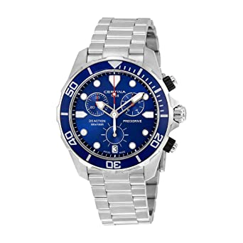 752983059 Image Unavailable. Image not available for. Color: Certina DS Action  Chronograph ...