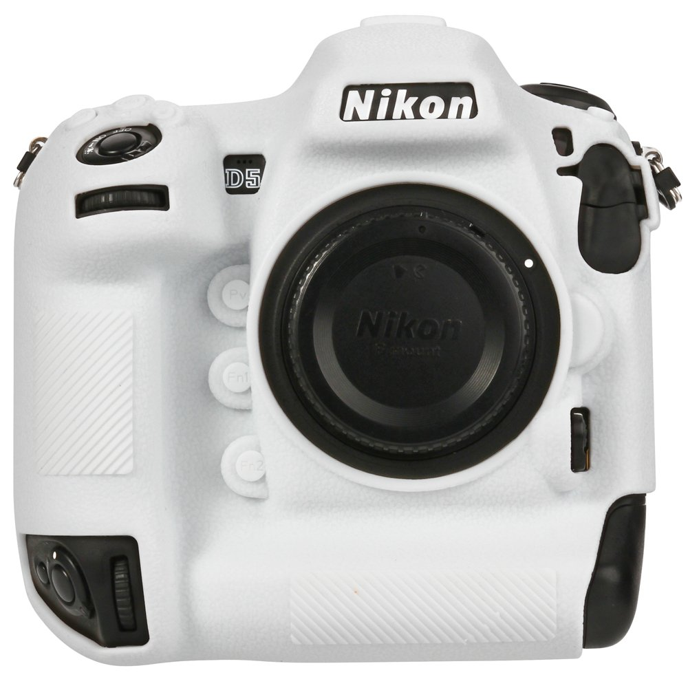 Yunchenghe - Funda de silicona para cámara Nikon D5 (camuflaje ...