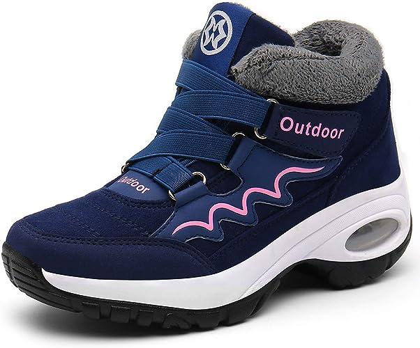 Sneaker, Keilabsatz, blau, Gr. 37