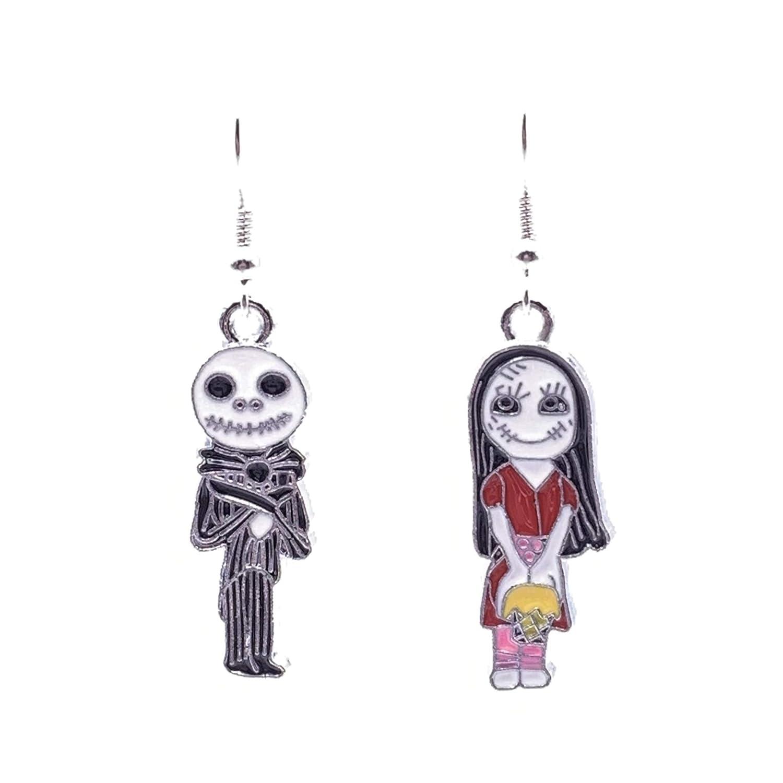 Nightmare Before Christmas earrings