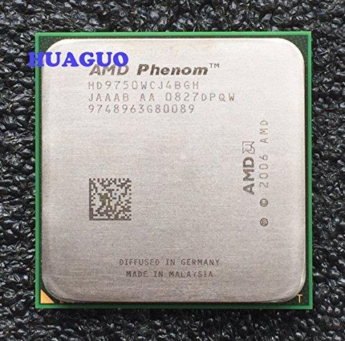 AMD Phenom X4 9750 2.4GHz Quad-Core CPU Processor HD9750WCJ4BGH Socket AM2+ 2MB Cache 95W by AMD