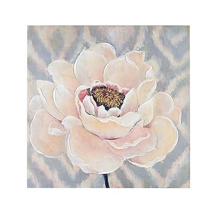Amazon.com: Madison Park Inspired Blossoms Hand Embellished Floral ...