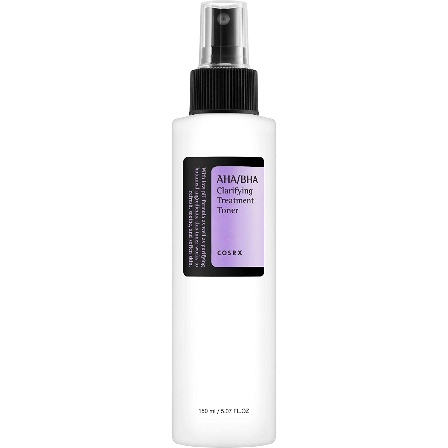 AHA/BHA Clarifying Treatment Toner for dry skin by COSRX