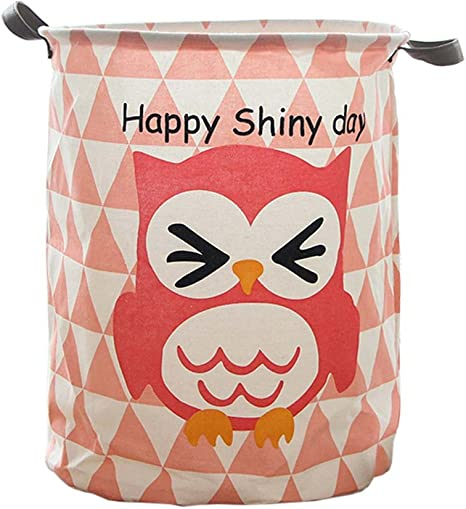 Amazon Com Fancy Pumpkin Home Large Laundry Basket Bin Dirty Clothes Hamper For Clothes Storage And Organization 20 Home Kitchen