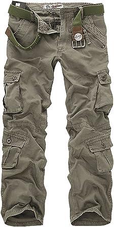 Amazon Com Leward Pantalones De Combate Camuflados Tipo Militar Activo Casual Para Hombre Clothing