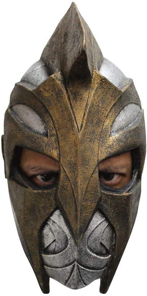 casco espartano como una máscara,: Amazon.es: Juguetes y juegos