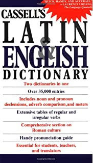 Quite good english to latin translat