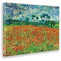 Giallo Bus - Vincent Van Gogh - Poppy Field