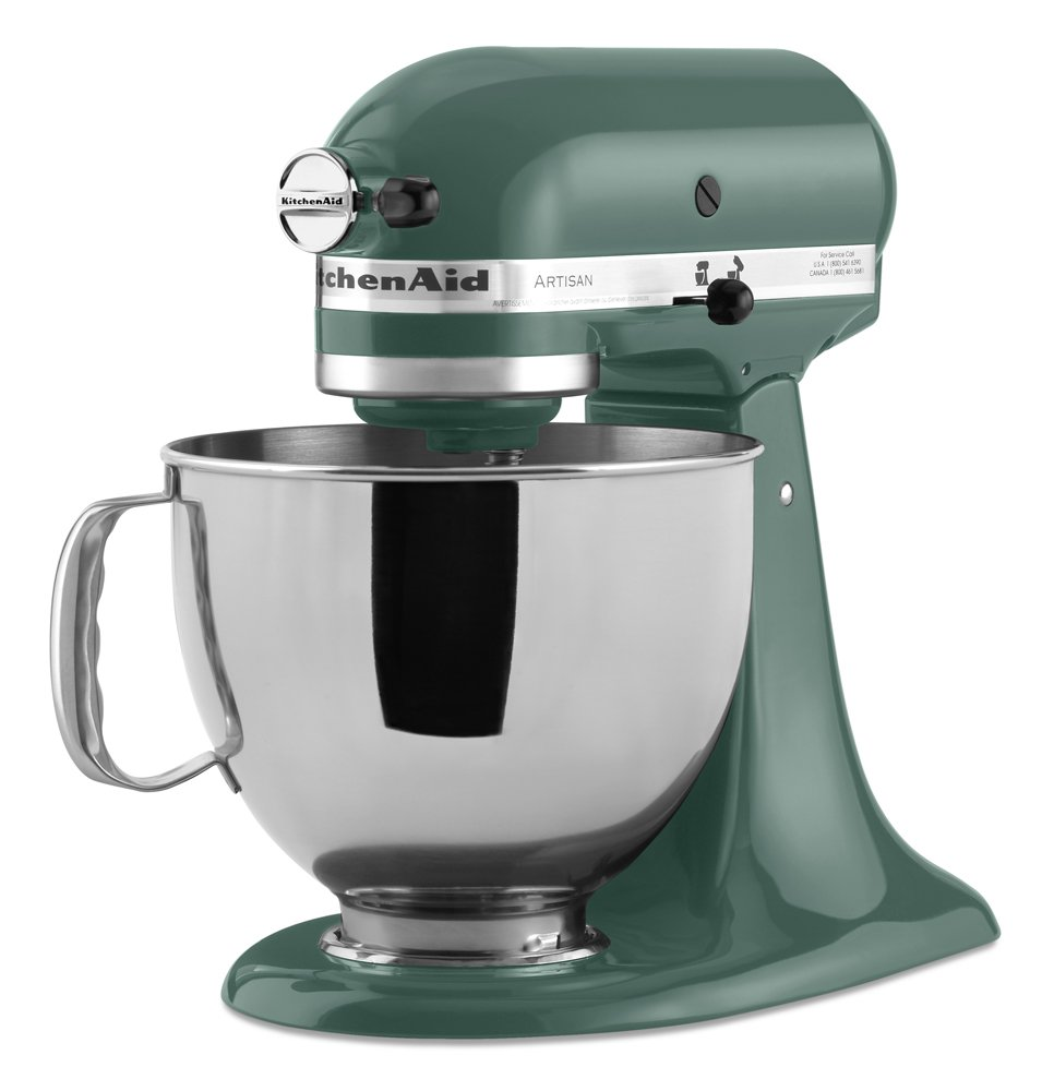 High Quality Amazon.com: KitchenAid KSM150PSBL 5 Qt. Artisan Series Stand Mixer  :  Electric Stand Mixers: Kitchen U0026 Dining
