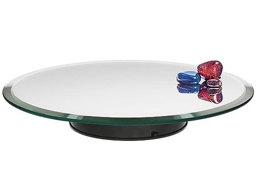 5 opinioni per Lindner & Koch®- Supporto in piatto/piatto girevole speculare, 30cm diametro,
