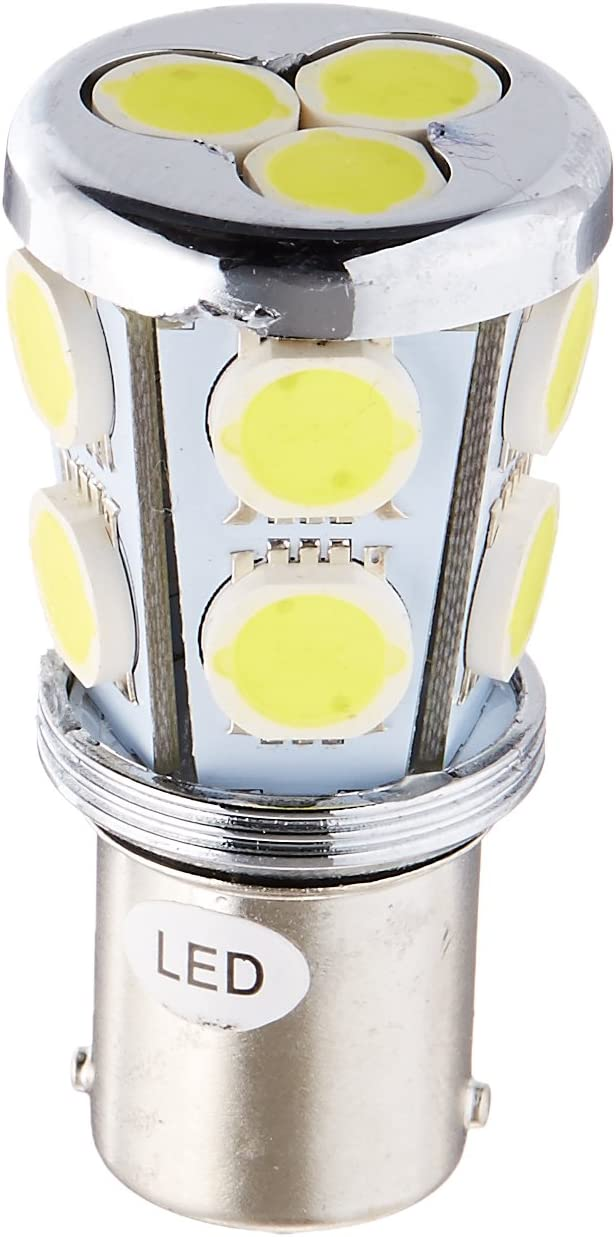 Diamond Group 52623 Multidirectional Radial Tower 13 Diode LED Bulb with Single Contact