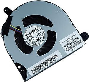 Rangale Compatible CPU Cooling Fan for HP Elitebook 8560p 8560w 8570p Probook 6560B 6565B 6570B Series Laptop SPS 686311-001 641183-001