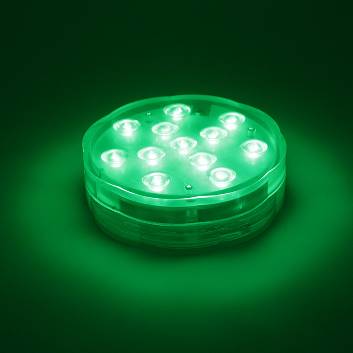 ZSCOO 12 LED Multi Function Floating Light IP67 Waterproof Pool & Hot Tub Lamp With Timer and Remote Control