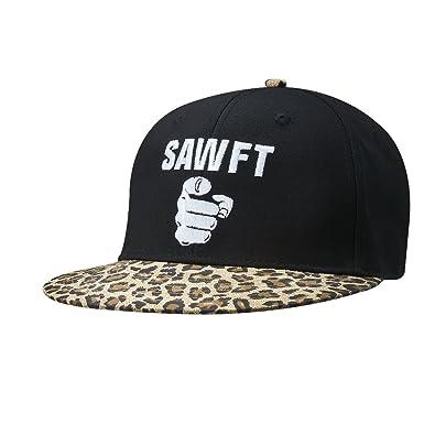 reputable site fd29d 0d445 Enzo Cass Sawft Snapback WWE Baseball Cap Hat  Amazon.co.uk  Clothing