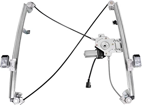 NEW Fits 04 2004 Suburban 1500 Power Front Driver Window Regulator with Motor