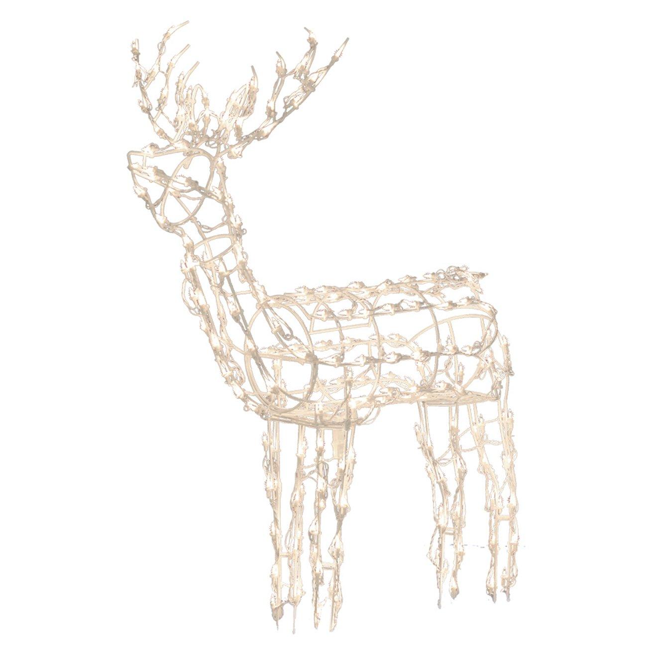 Brite Star LED Standing Buck Figurine, 48-Inch by Brite Star