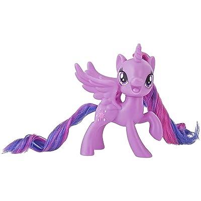My Little Pony Mane Pony Twilight Sparkle Classic Figure: Toys & Games