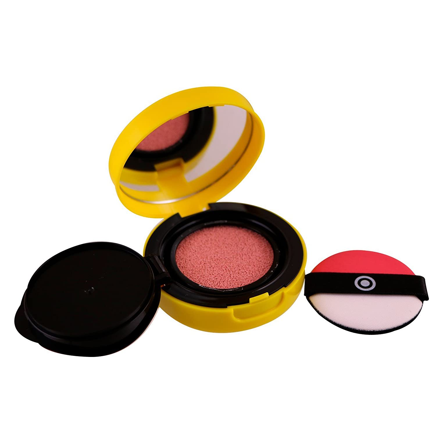 Tonymoly Pokemon Pikachu Mini Cushion Blusher (9g) (#01 Pink Fantasy)