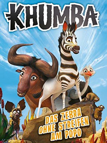 Khumba - Das Zebra ohne Streifen am Popo Film