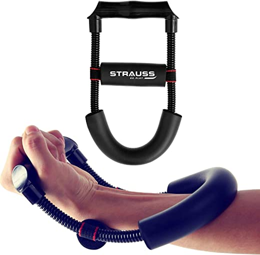 Strauss Adjustable Wrist & Forearm Strengthener