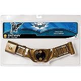 Batman: The Dark Knight Rises: Batman Utility Belt, Child Size (Gold)