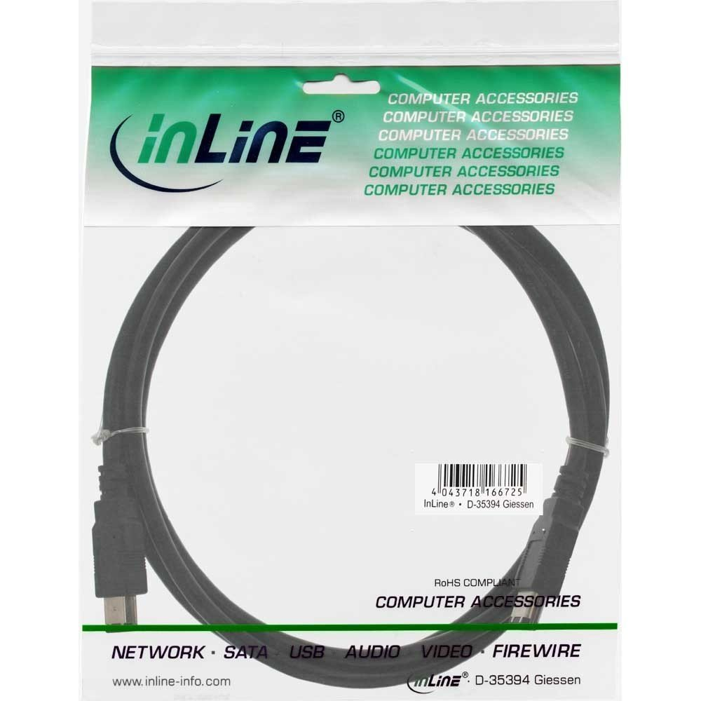 InLine/® 34055 FireWire Kabel