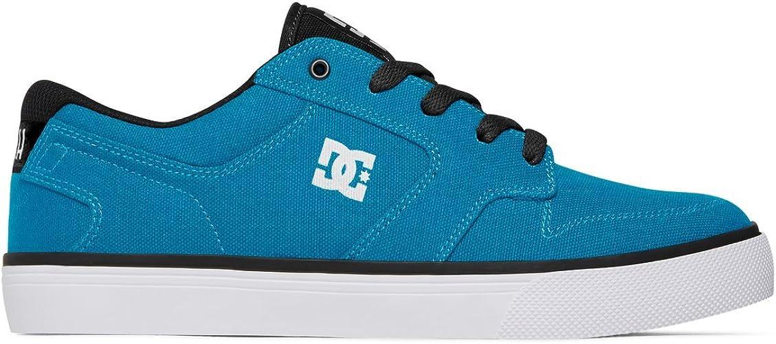 DC Shoes Nyjah Vulc TX Zapatillas Bajas niño EU 38: DC