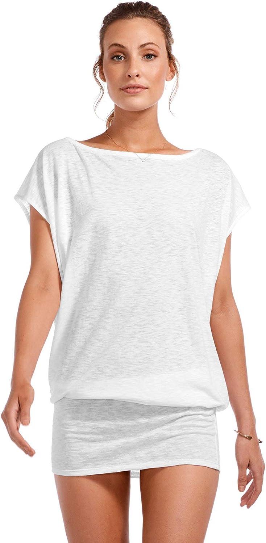 Vitamin A Women's Eco Cotton Ella Tunic Swim Cover Up