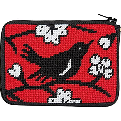 Amazon.com: Punto de y cierre Blackbird Needlepoint ...