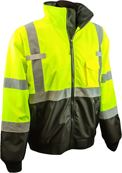 Radians SJ12-3ZMS-5X Industrial Safety Jacket