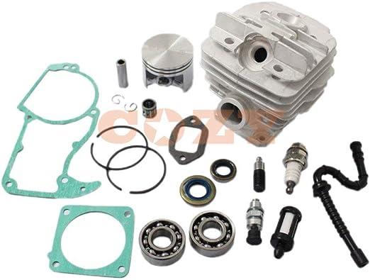 pistone cilindro compatibile Stihl 036 motosega nuovo 48mm