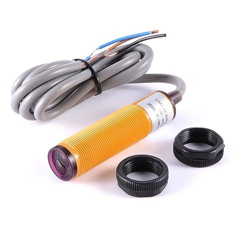 XCSOURCE® DC6-36V Sensor fotoeléctrico de proximidad infrarrojo ajustable NPN NO Módulo de detección