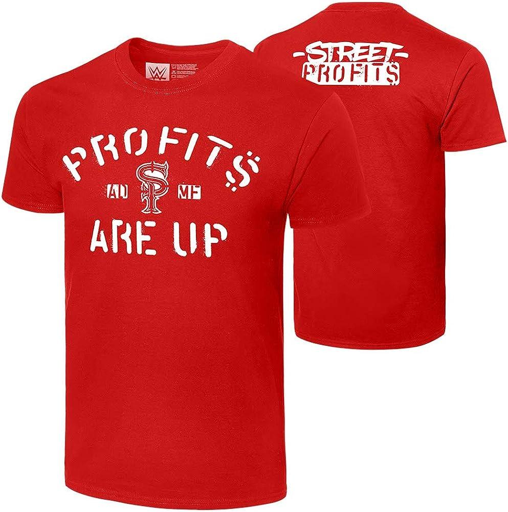 WWE Street Profits Profits are Up Authentic T-Shirt
