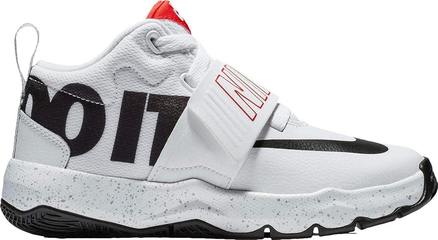 Nike Team Hustle D 8 JDI (PS), Zapatillas para Niños