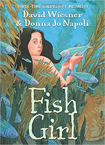 Image result for fish girl wiesner