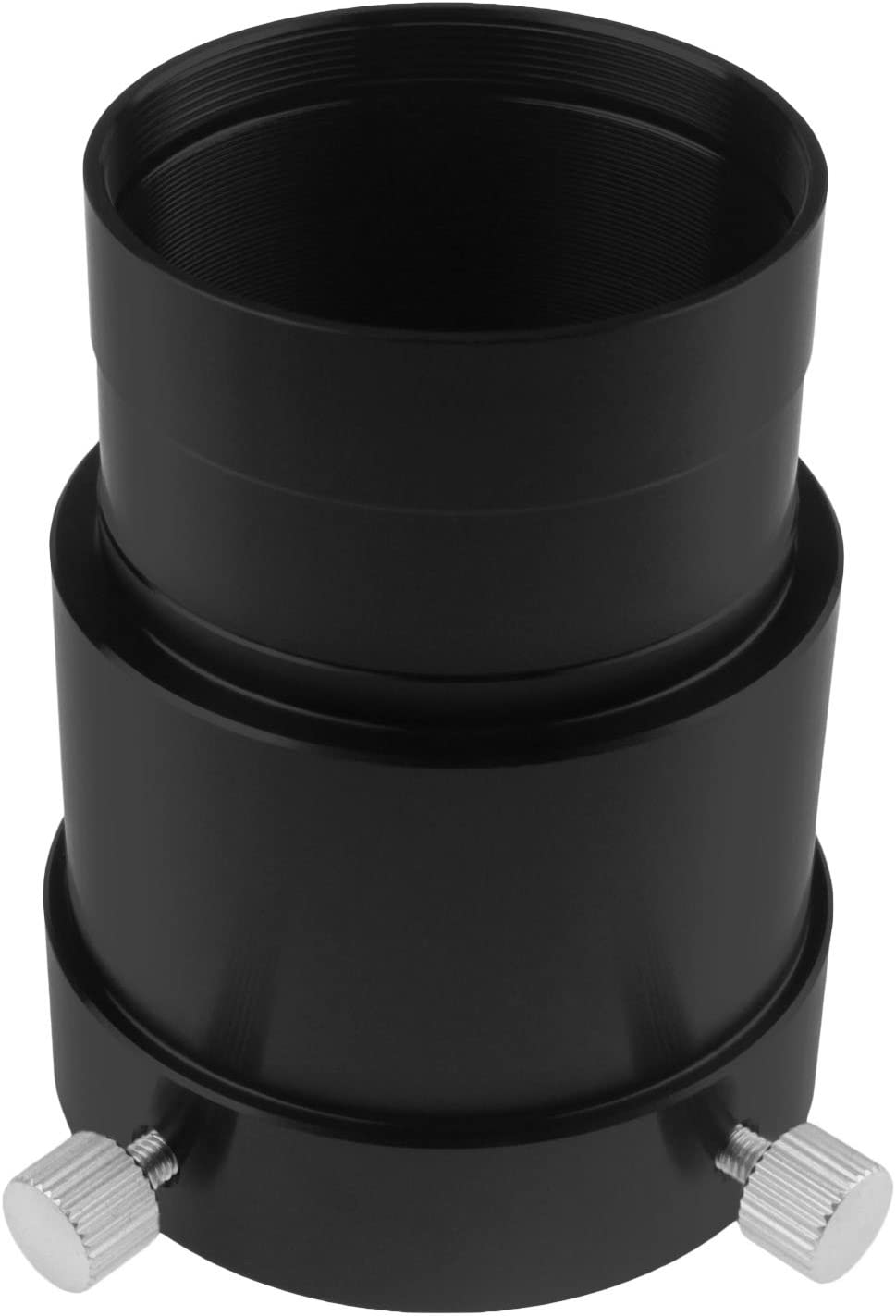 Alstar 2-Inch Telescope Eyepiece Extension Tube Adapter With Standand 2-Inch Filter Threads Optical Length 50mm