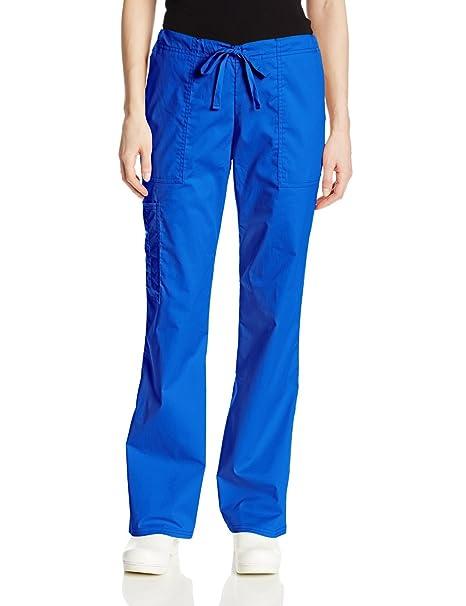 forraa Batas ropa de trabajo para mujer core elástico cordón pantalón de esquí para hombre (