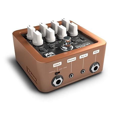 Amplificador de guitarra Palmer PEPAMP