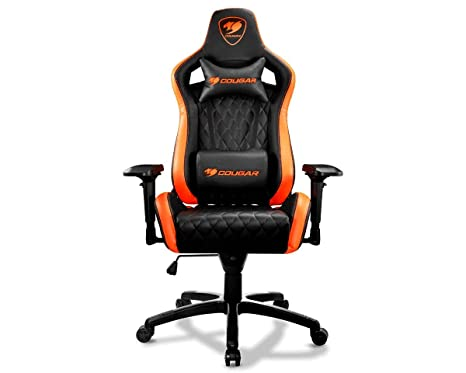 Excellent Cougar Armor S Luxury Gaming Chair 1 Andrewgaddart Wooden Chair Designs For Living Room Andrewgaddartcom