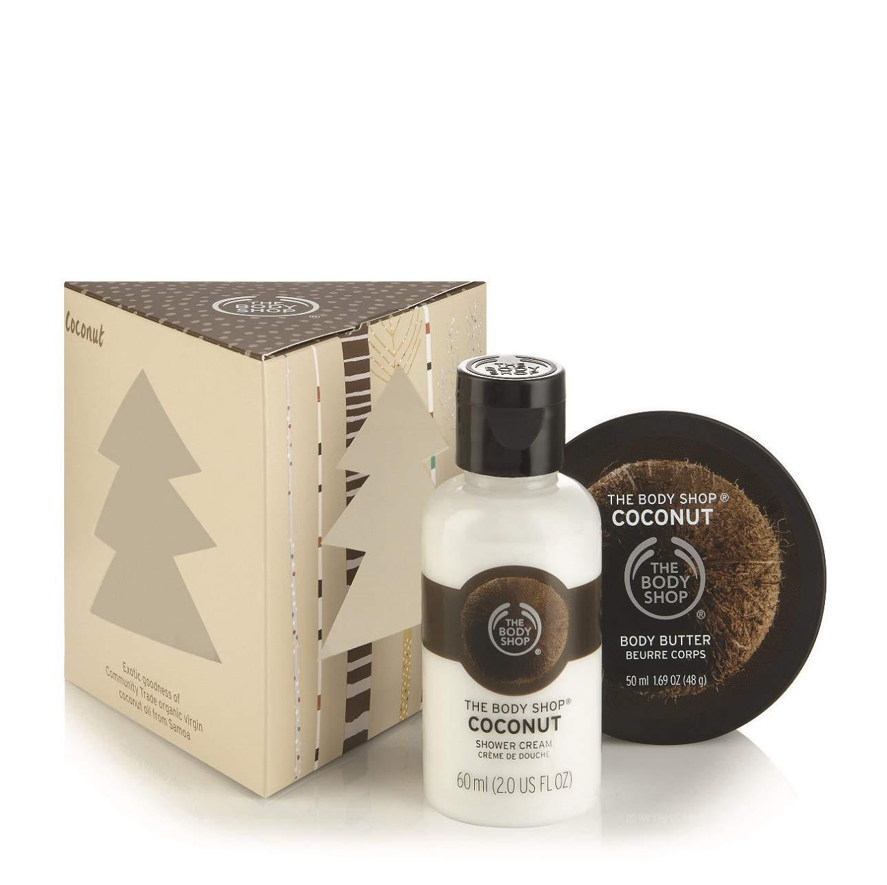 The Body Shop Coconut Treats Gift Set