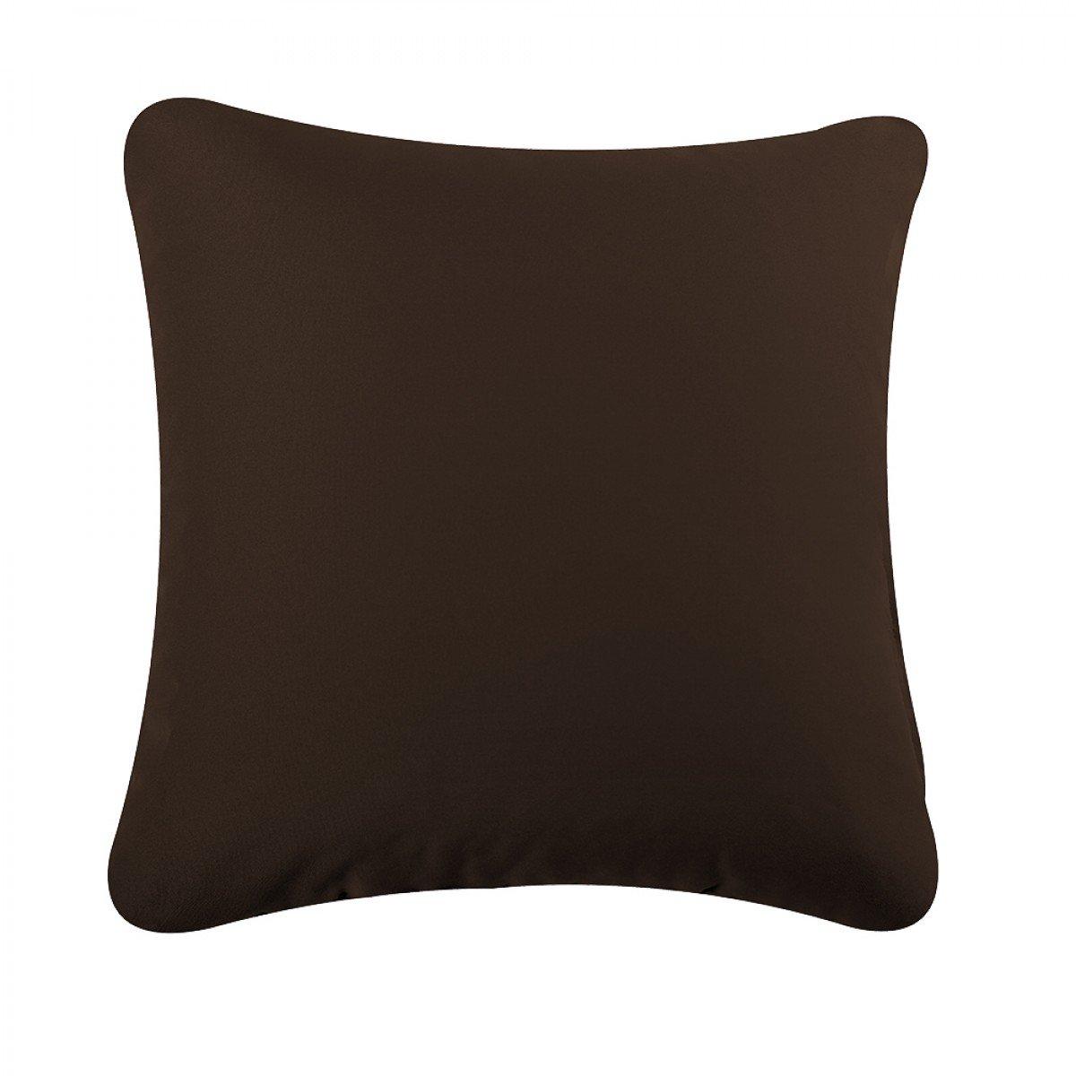 rucomfy Bean bags 40 Centimetri Cuscino - Comodo - Nero rucomfybeanbags