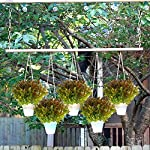 Nahuaa-4PCS-Artificial-Plants-Outdoor-Fake-Greenery-Bush-Faux-Plastic-Shrubs-Indoor-Outside-Table-Centerpieces-Arrangements-Home-Kitchen-Office-Windowsill-Spring-Decorations