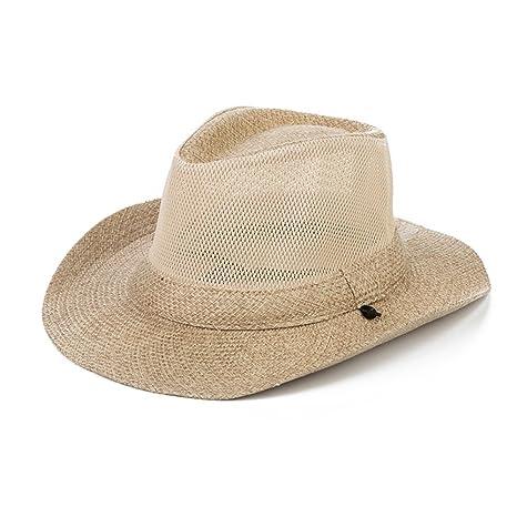 Sunny Sombrero para El Sol Temporada De Verano Hombre De Moda Protección  Solar Aire Libre Ejercicio ccfb95564130