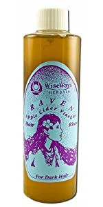 Raven Apple Cider Vinegar Hair 8 Ounces