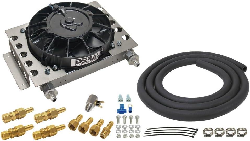 [SODI_2457]   Amazon.com: Derale 13950 Atomic-Cool Remote Cooler: Automotive | Derale Oil Cooler Wiring Diagram |  | Amazon.com
