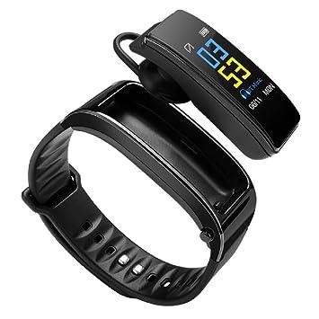 Y3 Smart Bracelet Fitness Tracker 2 en 1 Smartwatch ...