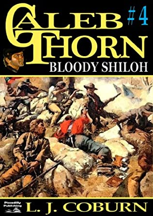 book cover of Bloody Shiloh