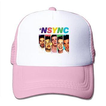 Hittings CYSKA Unisex-Adult Mesh Cap Hat Nsync Band Poster Trucker Visor Cap  Black Pink  Amazon.co.uk  Sports   Outdoors 48ff3f5784a8