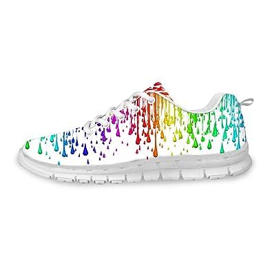 Bunt Fitness Chaussures de Trekking de Wrail Mesh Sneaker Chaussures courseLow Top Tennis 0PkwOn